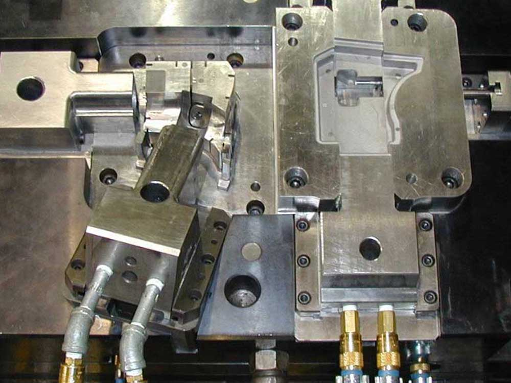 Plastic Injection Molds, High Pressure Injection Molds